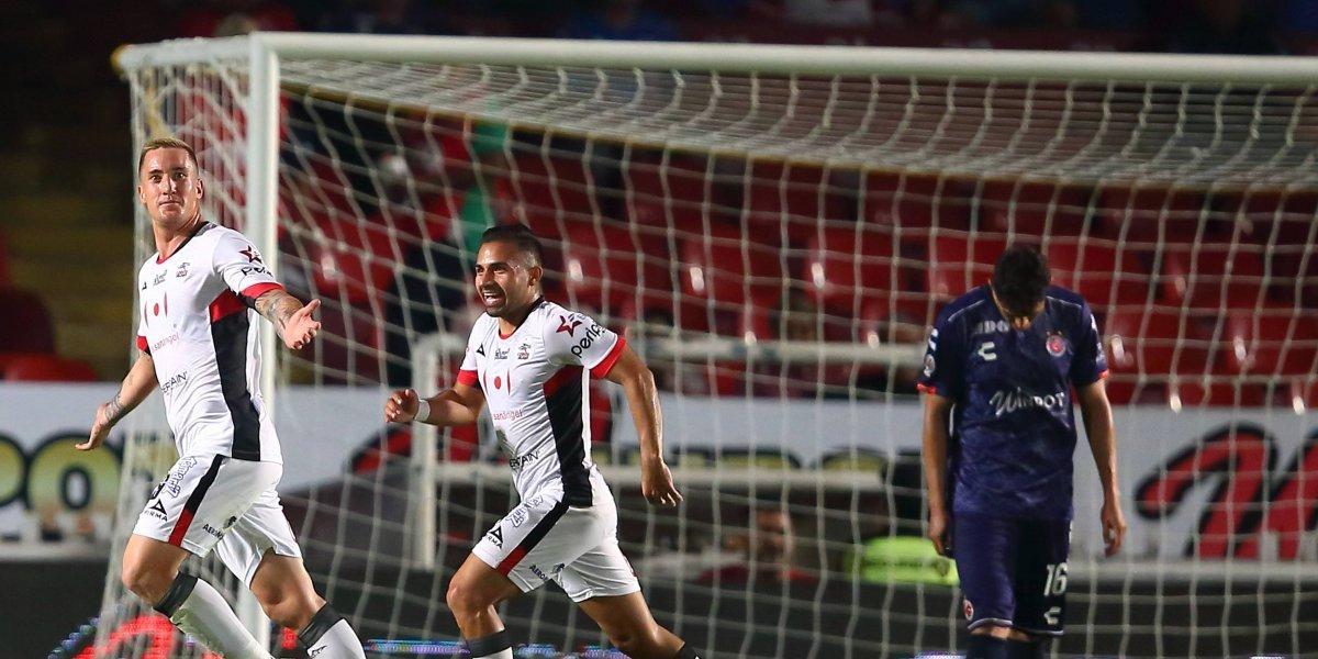 Lobos BUAP vence a Veracruz para sumar su segunda victoria al hilo