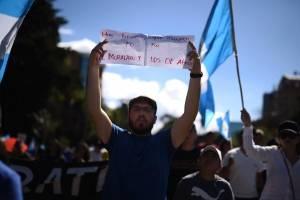 Marcha por la Justicia y la democracia