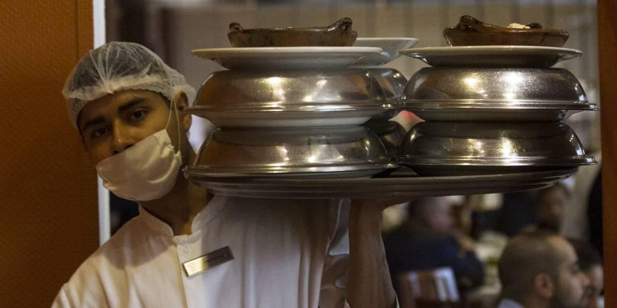 Por desabasto, prevén 15% menos de clientes en restaurantes de CDMX
