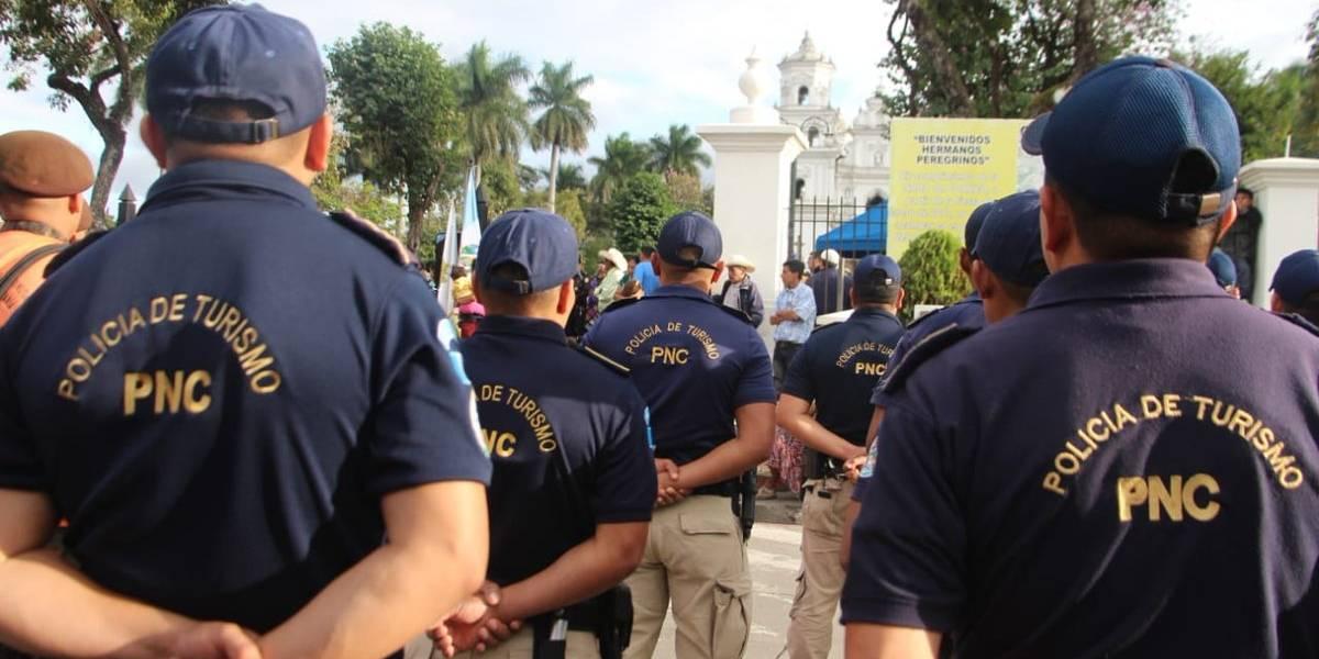 Inauguran el plan Operación Guardián por festividades del día del Señor de Esquipulas
