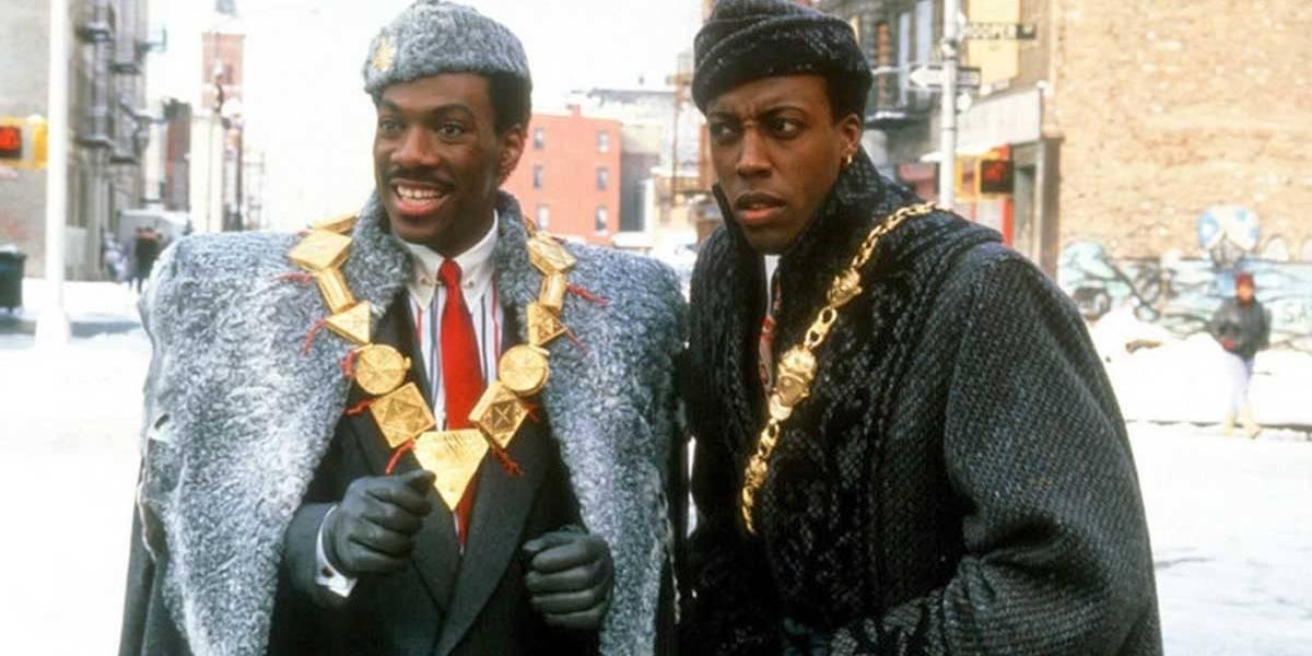 Confirmada sequência de 'Um Príncipe em Nova York', estrelado por Eddie Murphy