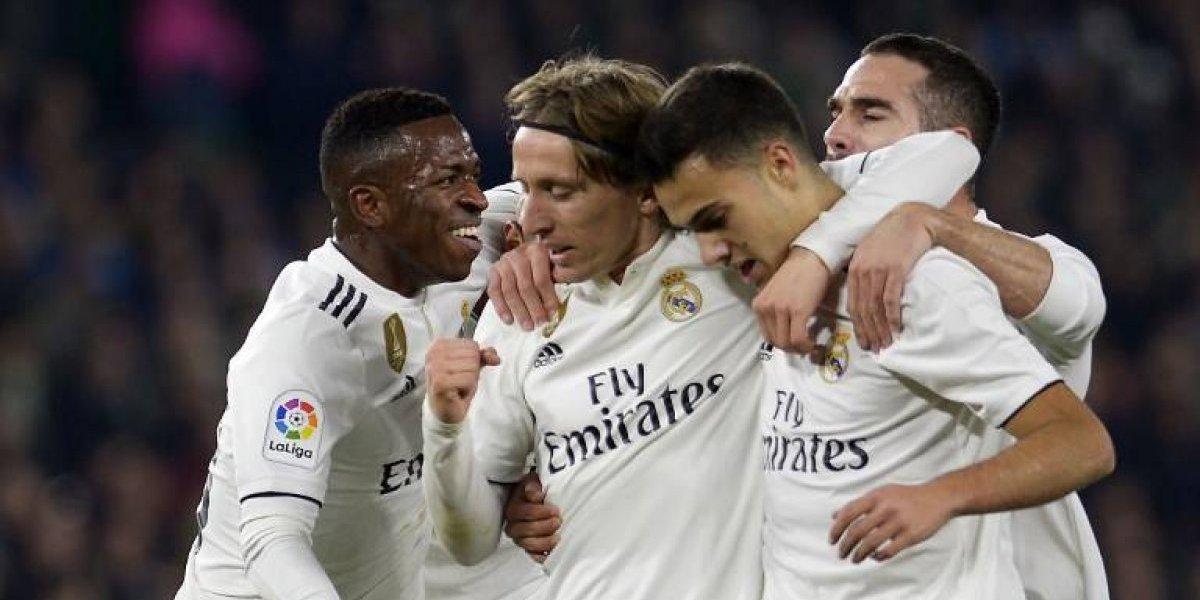 El Real Madrid se enfrentará al Barcelona en semifinales de Copa del Rey