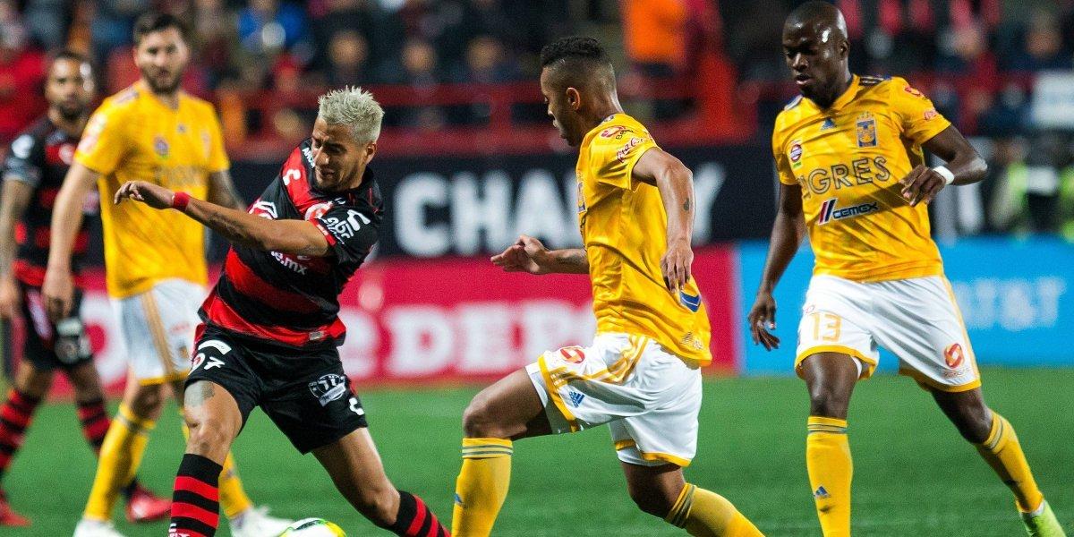 Tigres golea a Xolos en el Clausura 2019