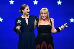 Amy Adams y Patricia Arquette