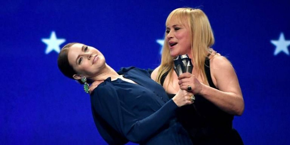 Por primera vez dos actrices comparten premio en los Critics' Choice Awards