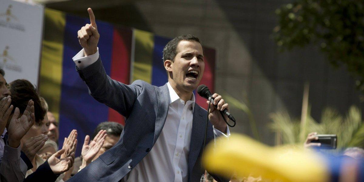 Presidente de la Asamblea Nacional de Venezuela fue detenido y liberado minutos después por servicios de inteligencia de Maduro