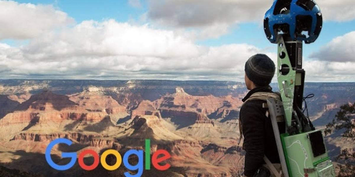 Google busca viajeros que quieran ir por el mundo con cámaras