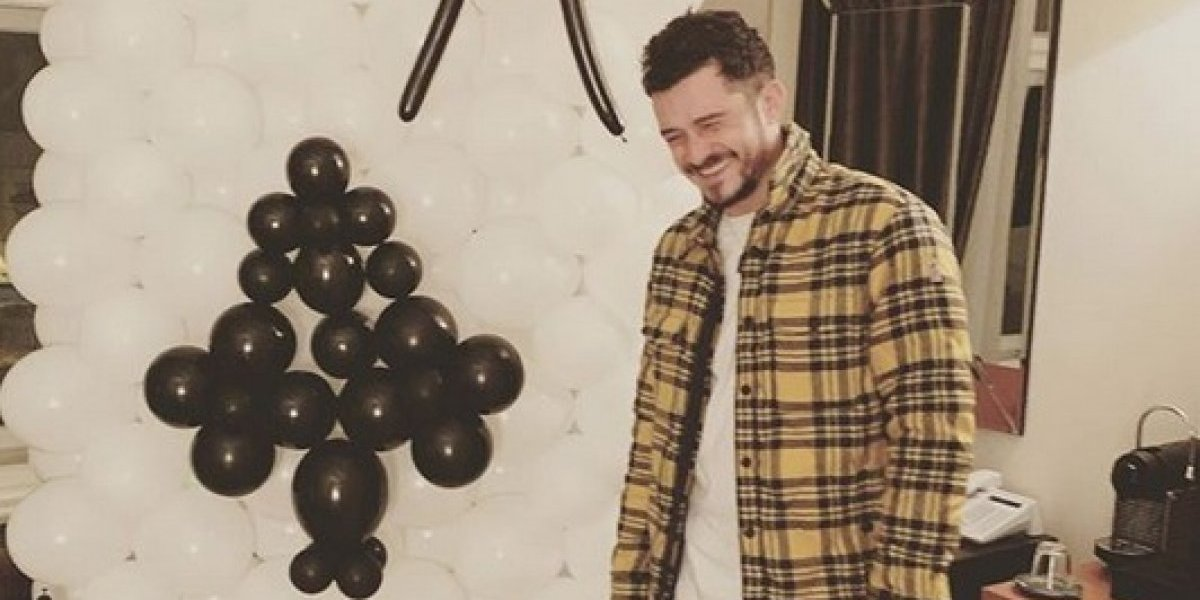 Katy Perry envía romántico mensaje a Orlando Bloom