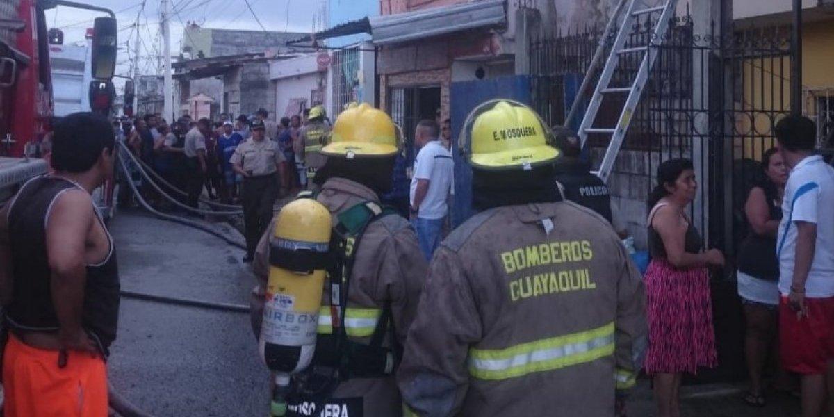 Prisión preventiva para involucrados en incendio que cobró la vida de 18 personas
