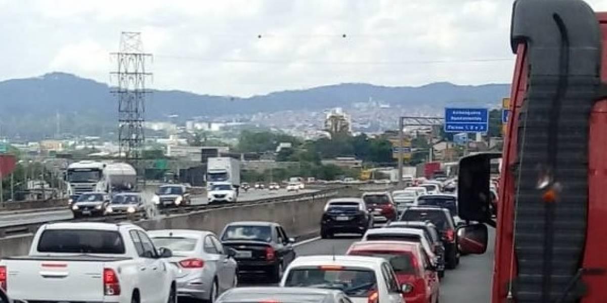Lentidão: Confira a situação das estradas e balsas na volta para SP