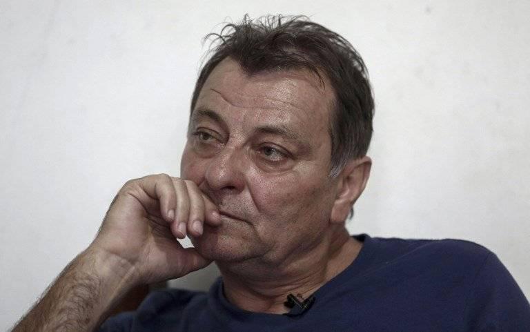 Cesare Battisti detenido en Bolivia