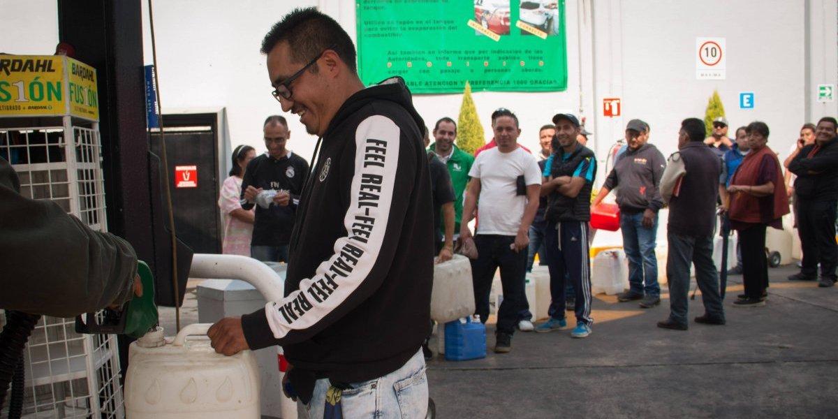 Tras combate al huachicol, el 65% de mexicanos ve con 'mejores ojos' a AMLO