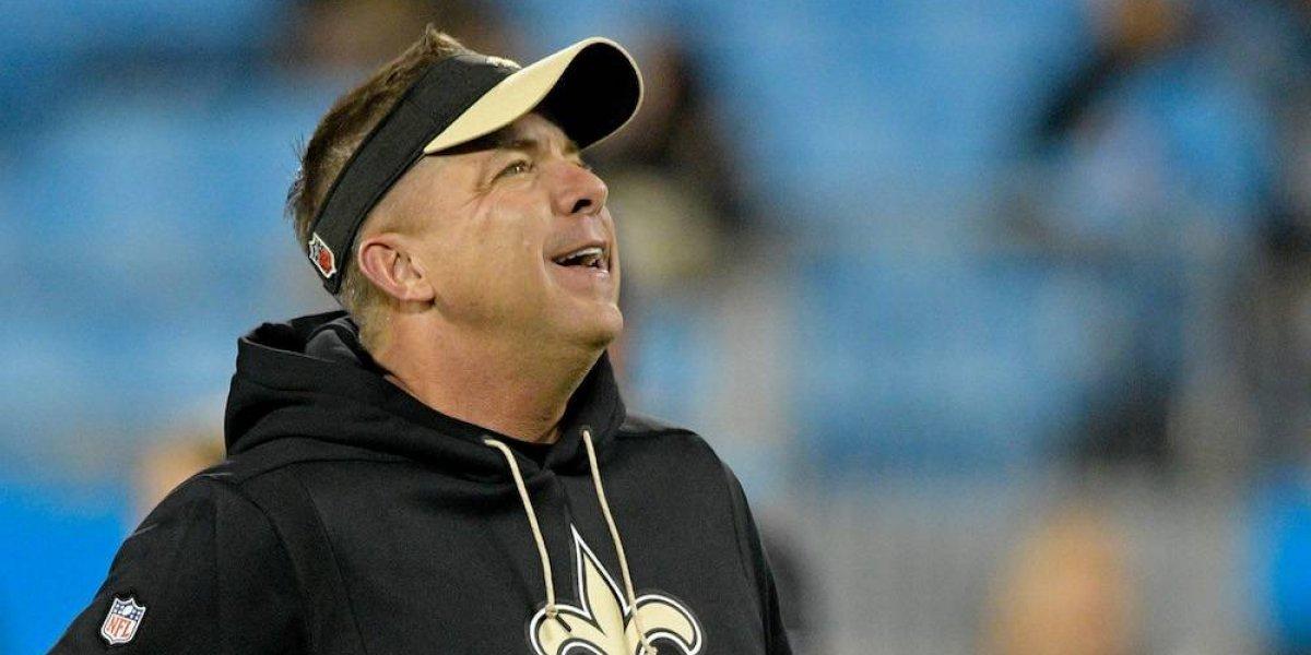 Entrenador de los Saints motiva a sus jugadores con 200 mil dólares