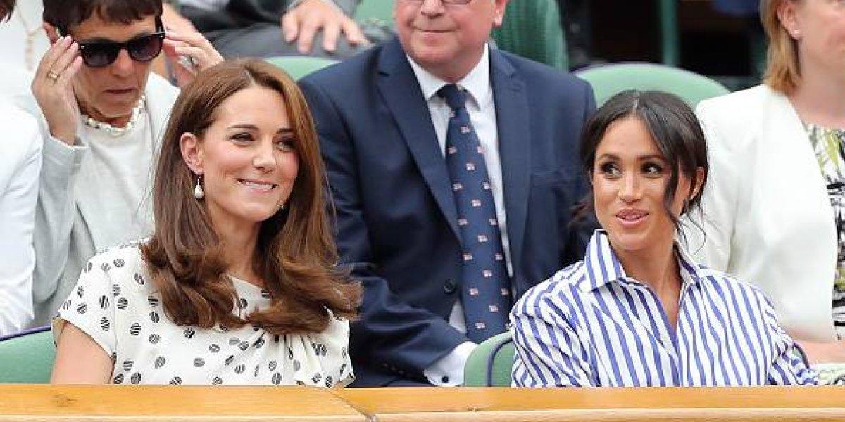 Meghan Markle no es invitada al cumpleaños de Kate Middleton