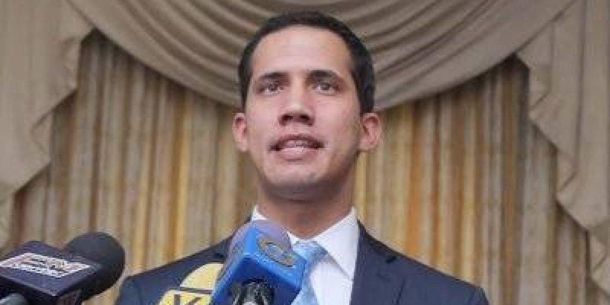 Juan Guaidó, el dolor de cabeza de Maduro que ayer estuvo detenido