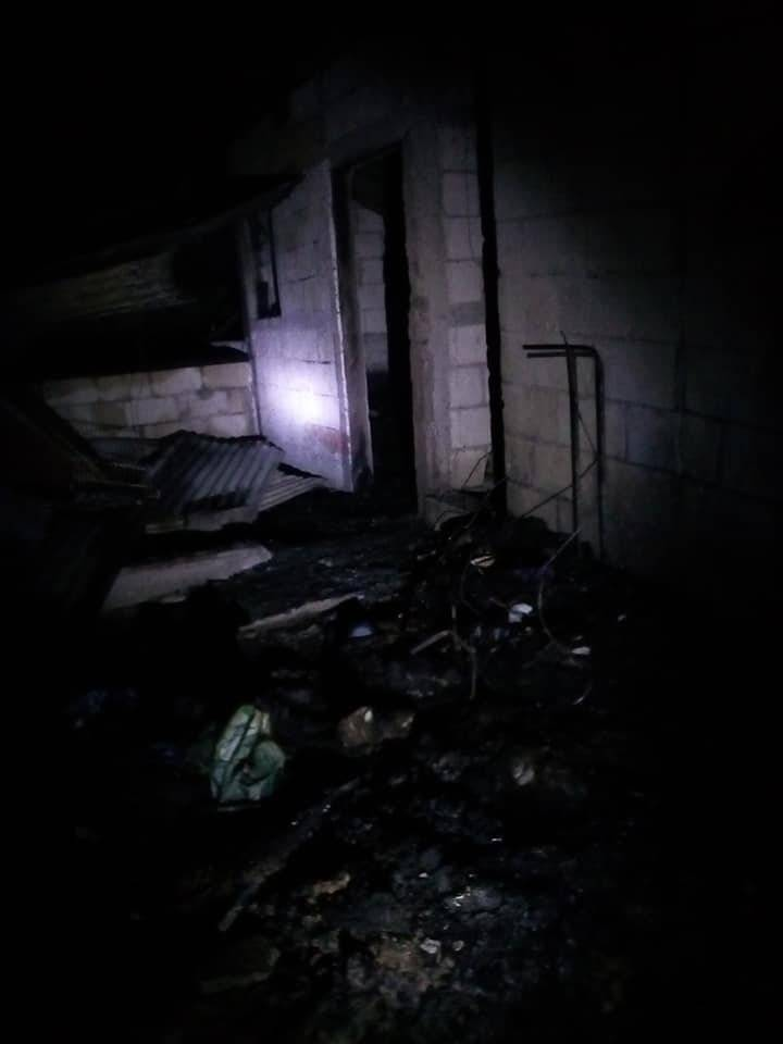 Cinco menores mueren calcinados en Guastatoya. Incendio