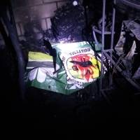 Cinco menores mueren calcinados en Guastatoya.