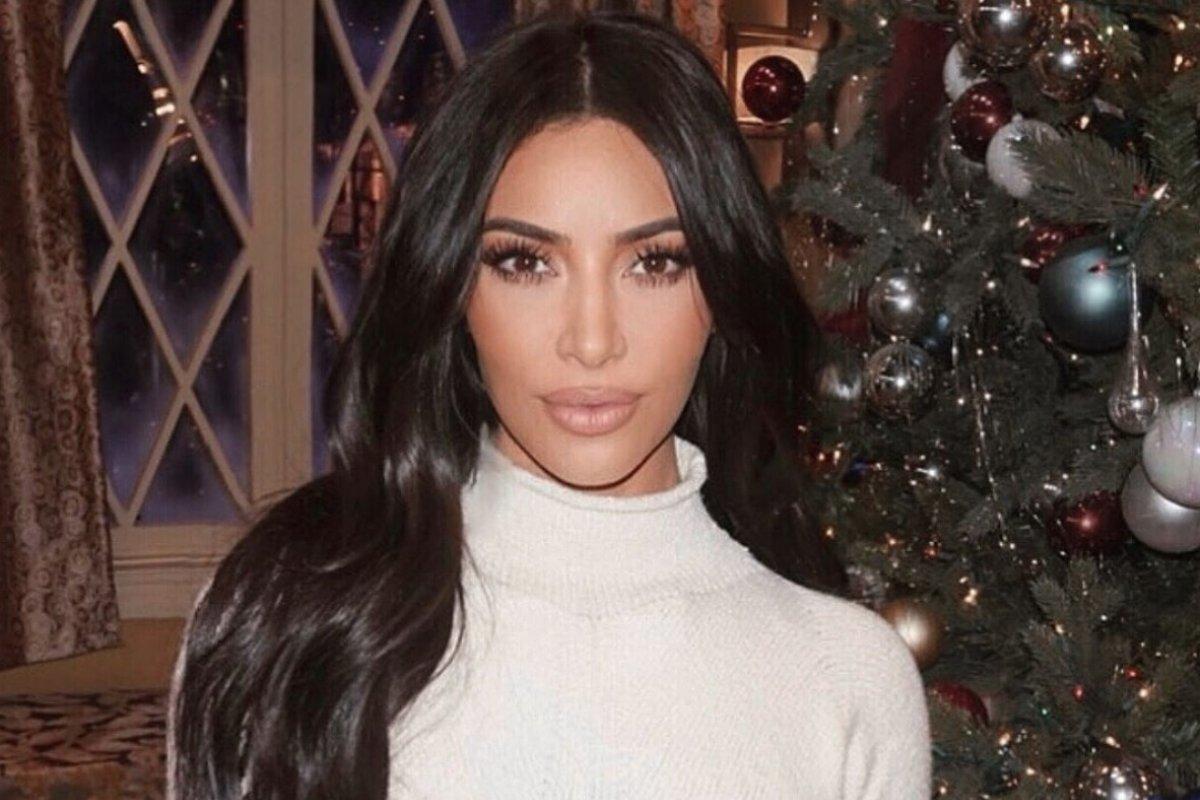 Kim Kardashian dejó pasar la oportunidad de ser una Barbie Instagram