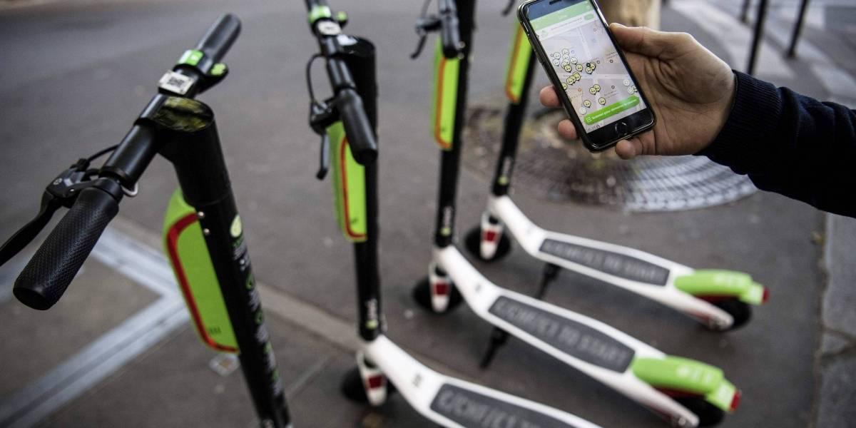 Serio: Los scooters de Lime se detienen abruptamente y causan accidentes en usuarios