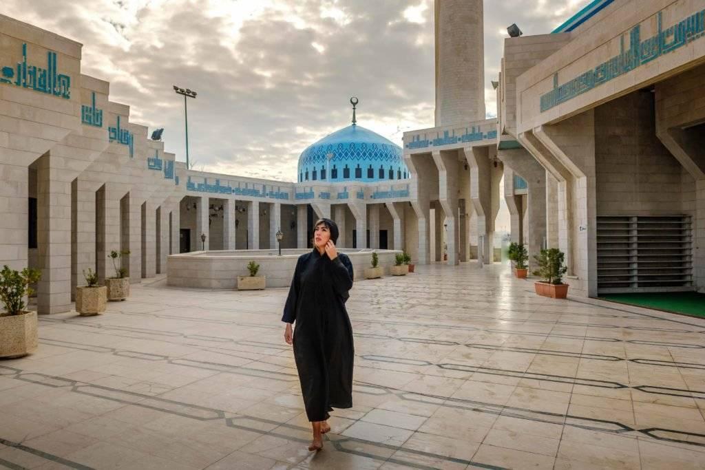 Mezquita Jordania LP