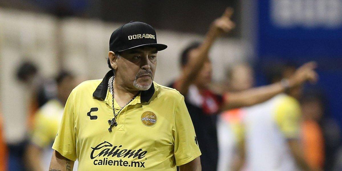 Maradona ya se recupera tras exitosa operación