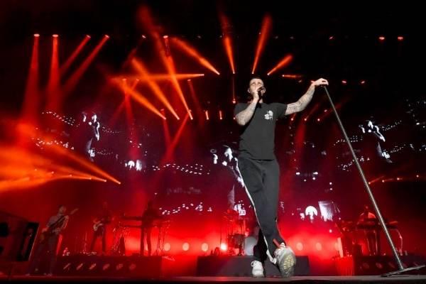 Maroon 5 en concierto