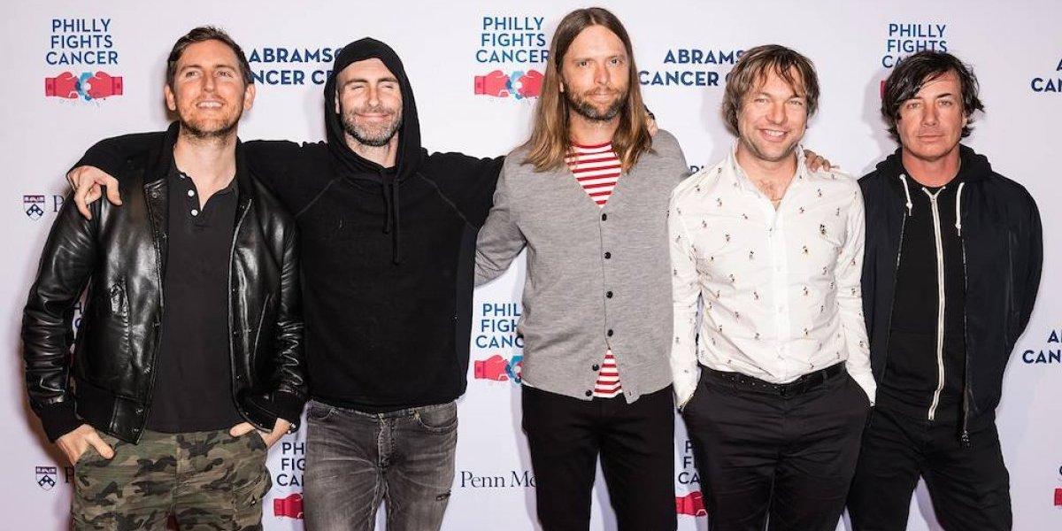 Maroon 5 actuará en el medio tiempo del Super Bowl LIII