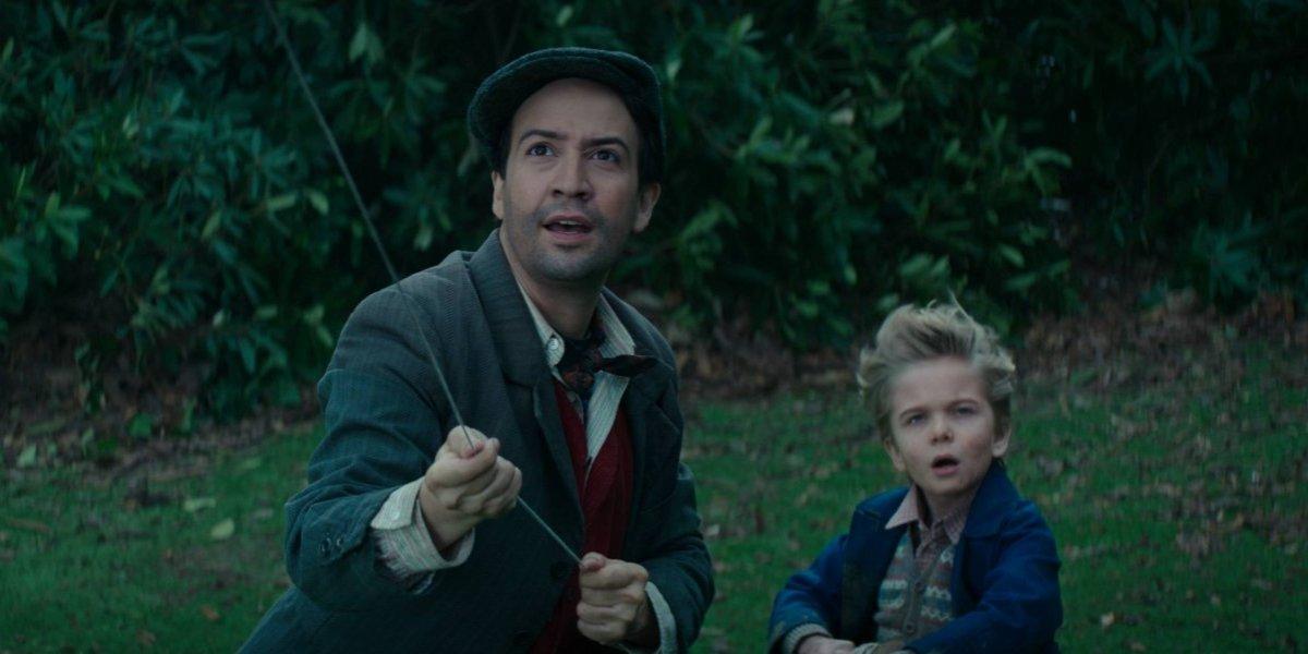 """Lin-Manuel Miranda """"Estoy muy feliz de ser parte de la secuela de Mary Poppins"""""""