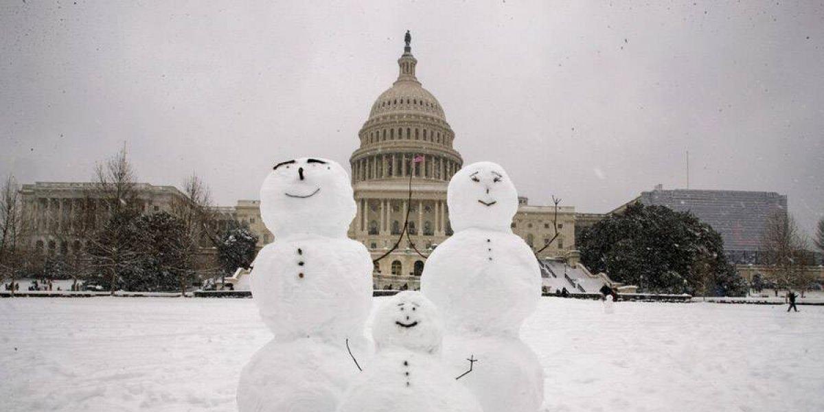 Tormenta genera fuertes nevadas en el noreste de EE. UU.