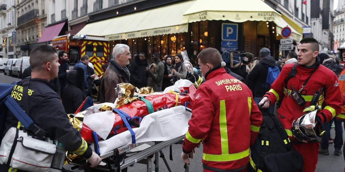 Hallan cuarta víctima de explosión en una panadería en París