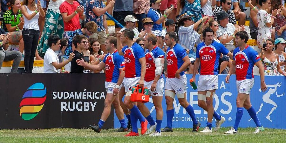 Chile apabulló a Uruguay y se coronó campeón del Rugby Seven de Viña del Mar
