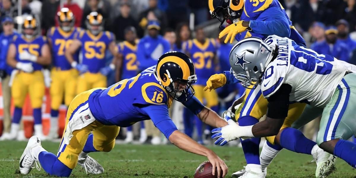 Rams vence a Cowboys y avanza a final de Conferencia Nacional