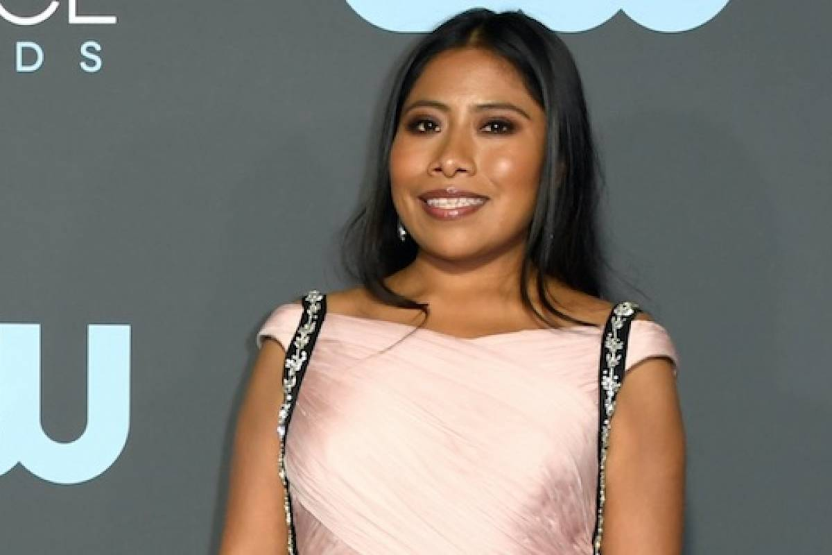 This Was The Life Of Yalitza Aparicio Before He Played In Roma