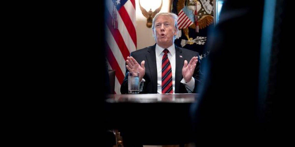 Trump niega haber ocultado sus conversaciones con Putin