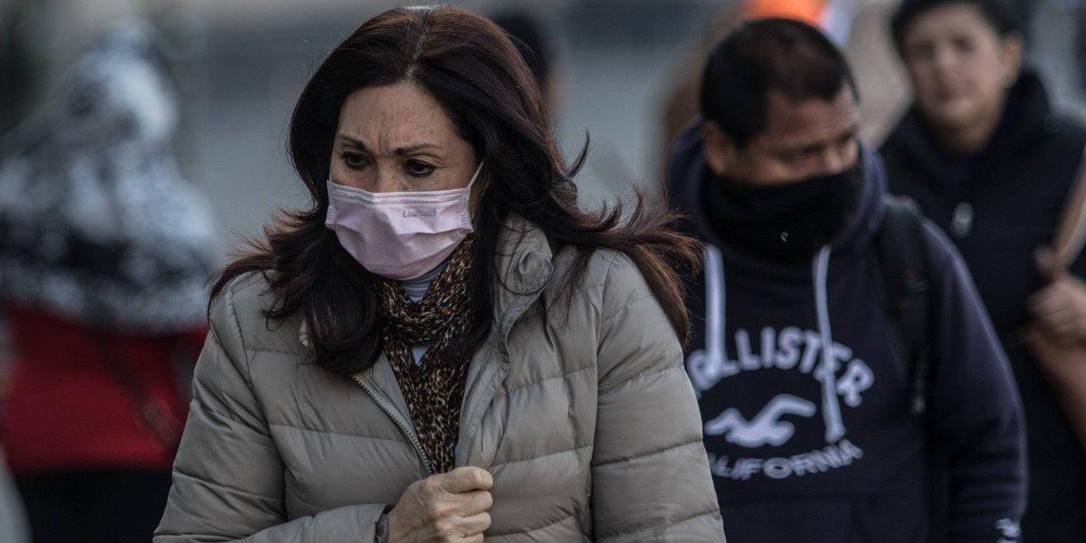 Frente frío 26 mantendrá ambiente gélido en gran parte del país