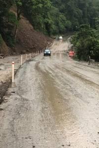 Vía Alóag- Santo Domingo está habilitada