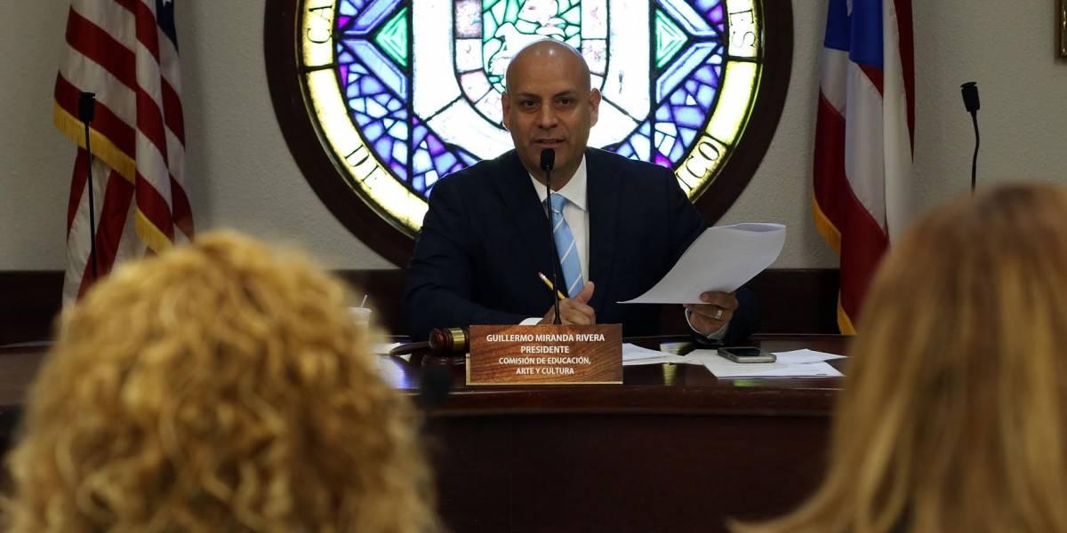 Cámara evalúa medida para regular Escuelas Públicas Alianzas en los municipios
