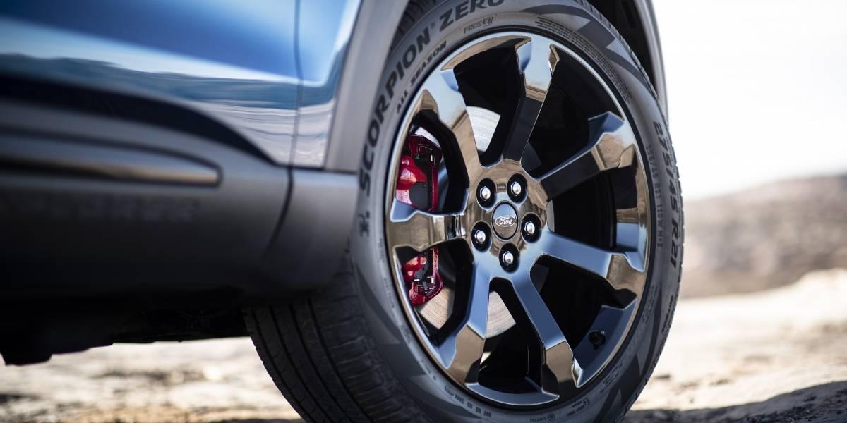 Ford presenta dos nuevas versiones de la SUV Explorer