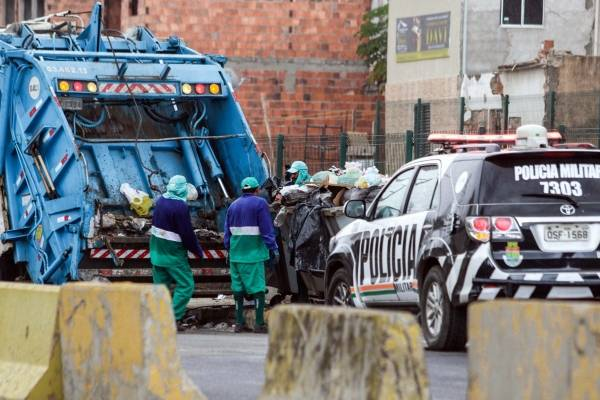 Crise segurança Ceará Fortaleza