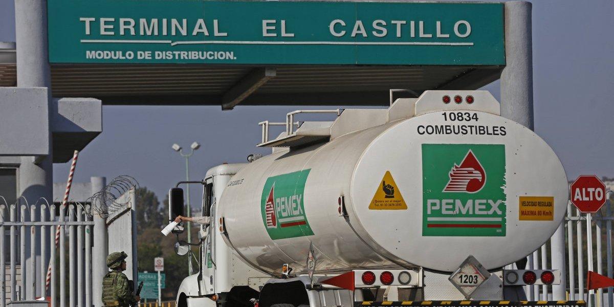 """""""Por el rescate de la soberanía"""", nuevo lema de Pemex"""