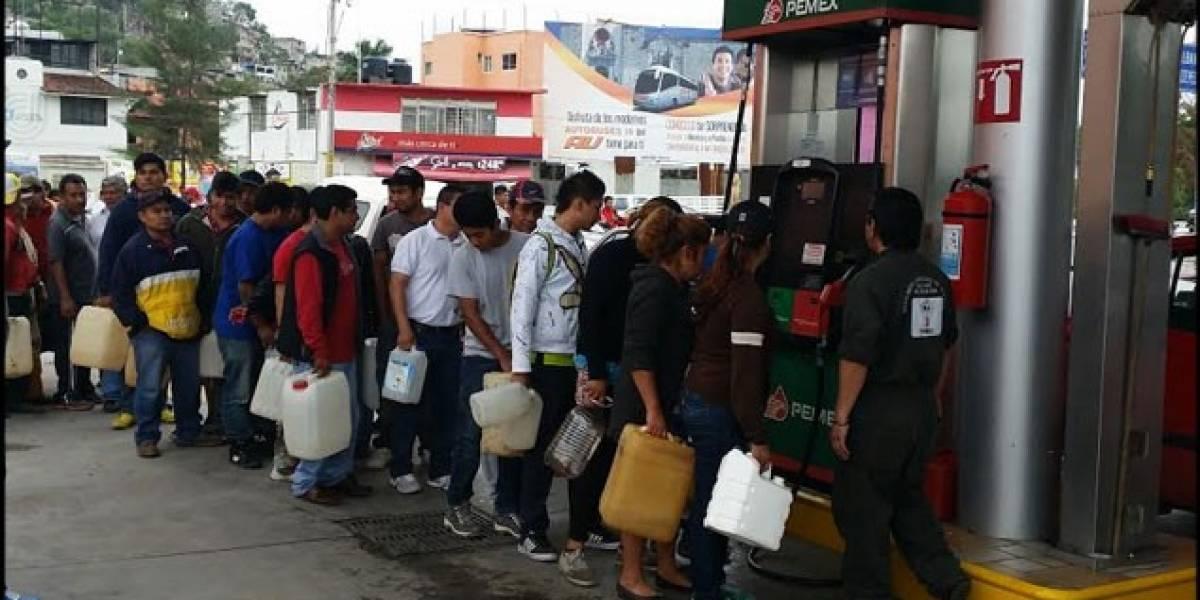 México: Desinformación sobre desabasto de gasolina llega a todo gas