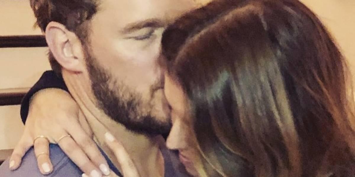 Chris Pratt pede filha de Arnold Schwarzenegger em casamento