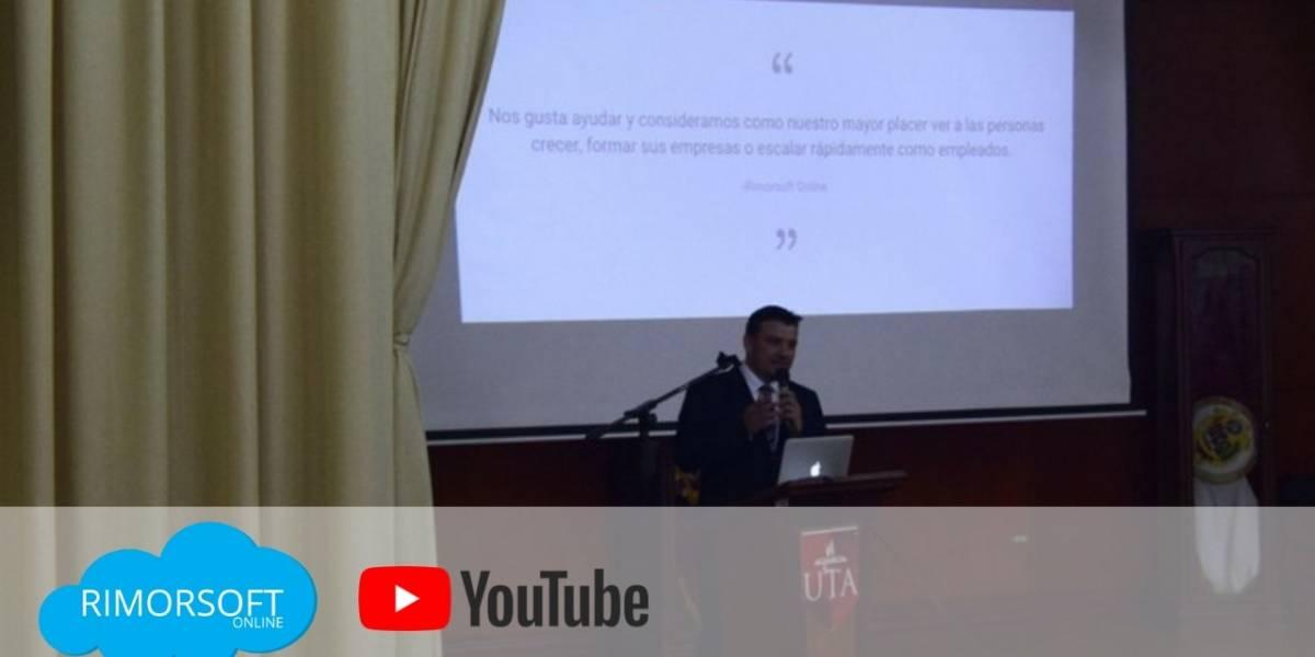 Rimorsoft Online: Aprende Programación Web con este canal de YouTube