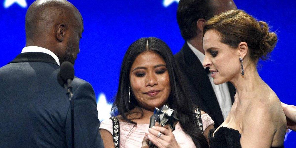 'Roma' gana como Mejor película en los Critics' Choice Awards 2019