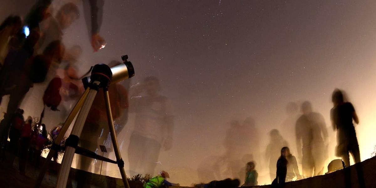 Santiago se suma al potencial astroturístico de Chile