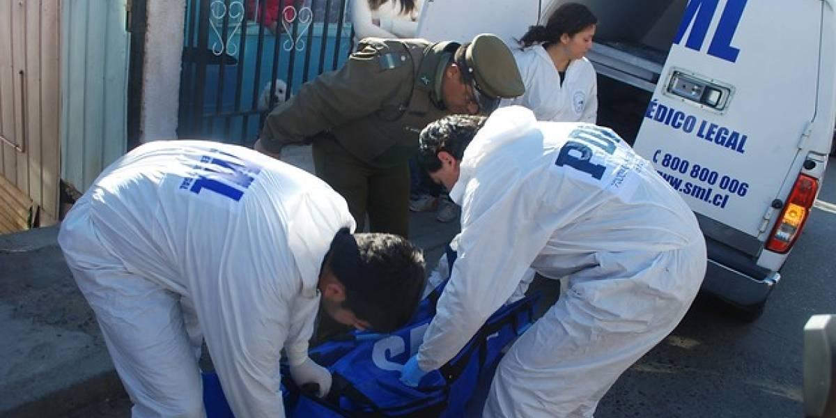 Baleo en Renca: investigan asesinato de mujer en plena vía pública