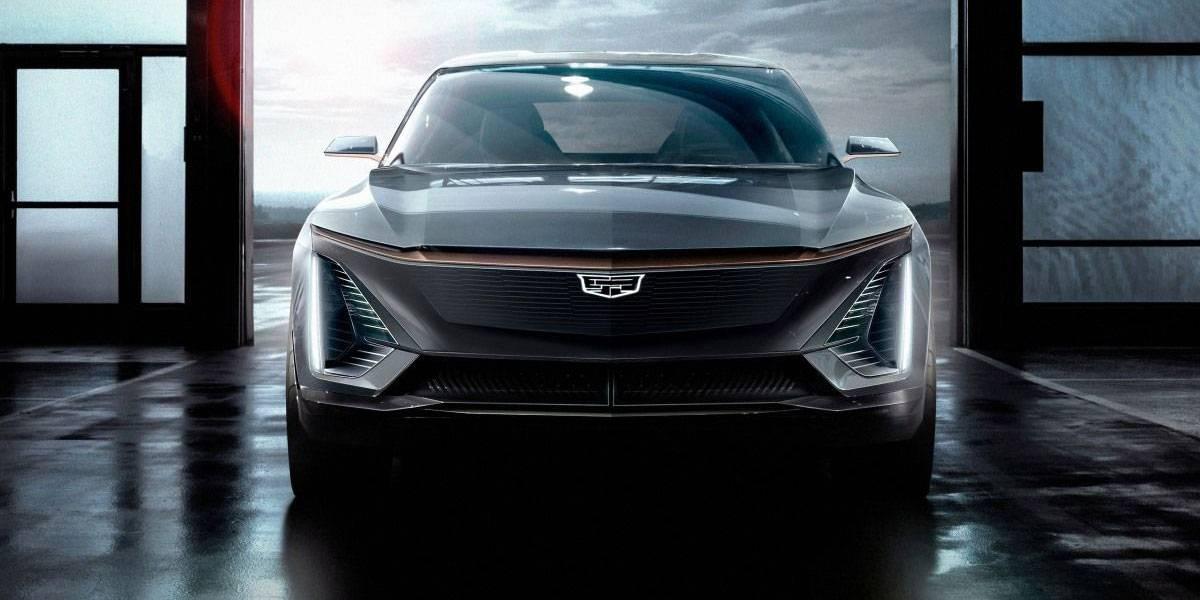 Cadillac muestra imágenes de su primer coche 100% eléctrico
