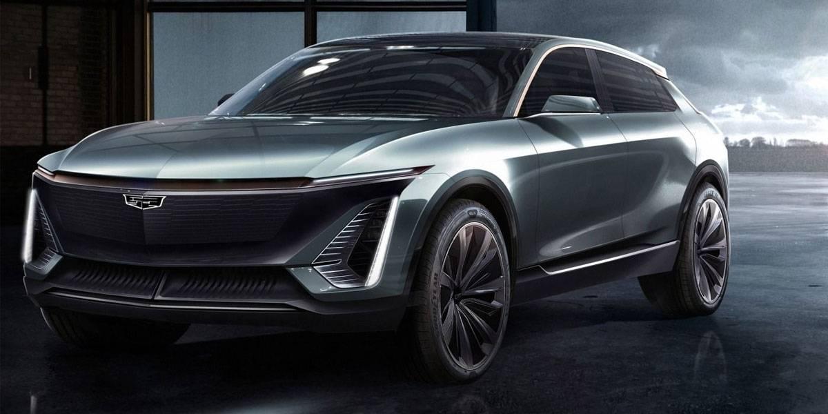 Cadillac mostró fotografías de su primer automóvil eléctrico