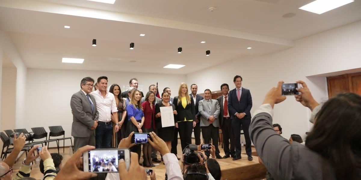 14 de los 18 candidatos a la Alcaldía de Quito debatieron sus propuestas