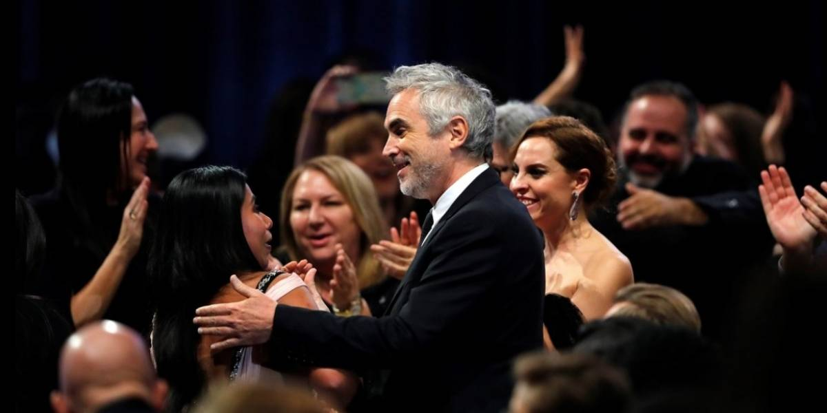 Roma, de Alfonso Cuarón, arrasó en los Critics' Choice Awards 2019